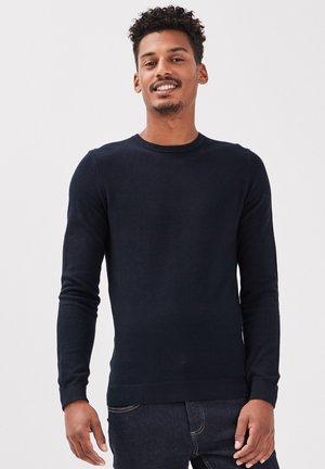 Sweter - bleu marine