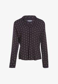 BONOBO Jeans - UMWELTFREUNDLICHE - Camicetta - noir - 4
