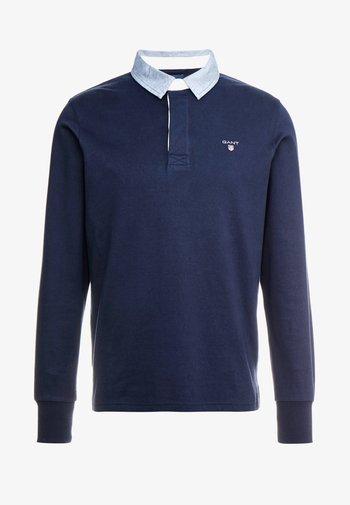 THE ORIGINAL HEAVY RUGGER - Långärmad tröja - evening blue