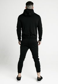 SIKSILK - AGILITY ZIP THROUGH HOODIE - Giacca sportiva - black - 2