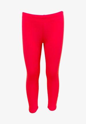 Leggings - Trousers - raspberry