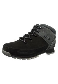 Timberland - EURO SPRINT HIKER - Trainers - black/grey - 1