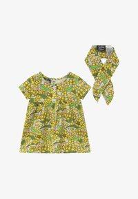 Cotton On - BUNDLE MILLY SHORT SLEEVE DRESS HEADBAND - Vestido ligero - multi-coloured - 2