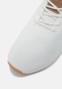 Marc O'Polo - JASPER 4D - Matalavartiset tennarit - white - 4