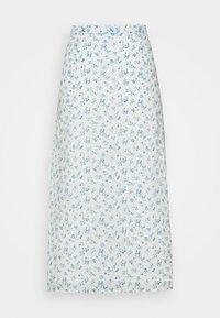Fashion Union - PIGNA SKIRT - A-line skirt - retro ditsy print - 6