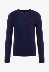 Polo Ralph Lauren - CABLE  - Jumper - hunter navy - 3
