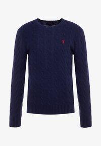 Polo Ralph Lauren - Stickad tröja - hunter navy - 3