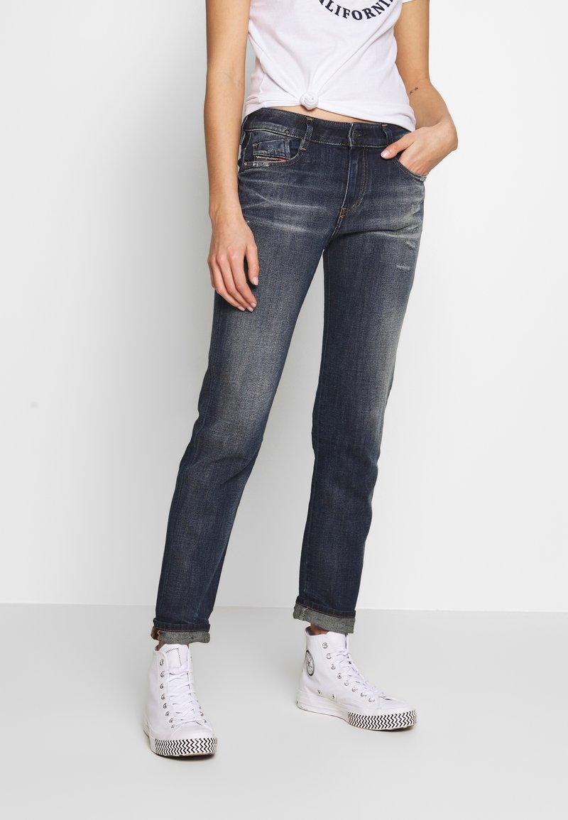 Diesel - RIFTY - Straight leg jeans - indigo