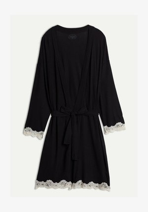 Dressing gown - nero