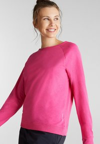 Esprit Sports - ACTIVE - Long sleeved top - pink fuchsia - 3