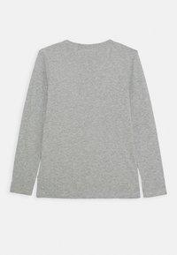 BOSS - Long sleeved top - grey marl - 1