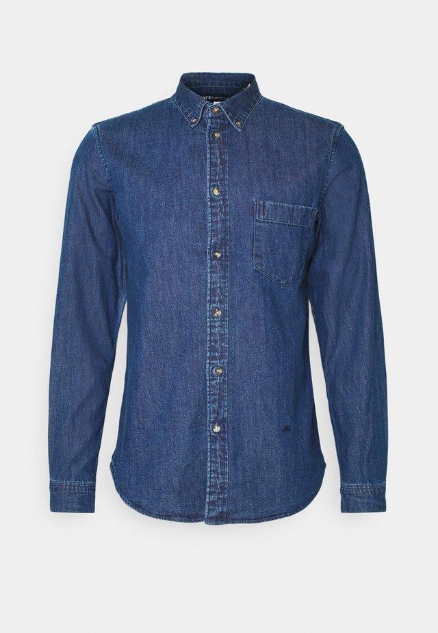 LMC STANDARD SHIRT - Shirt - frida blue patter