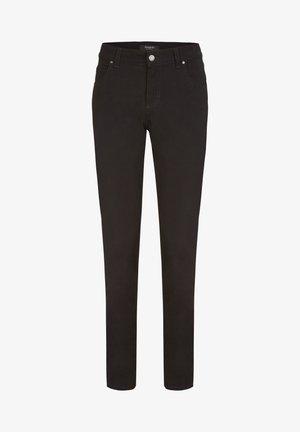 MIT COMFORT DENIM - Jeans Skinny Fit - schwarz