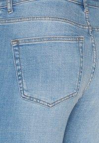 ONLY - ONLANNE LIFE MID SKINNY  - Jeans Skinny Fit - light blue denim - 4