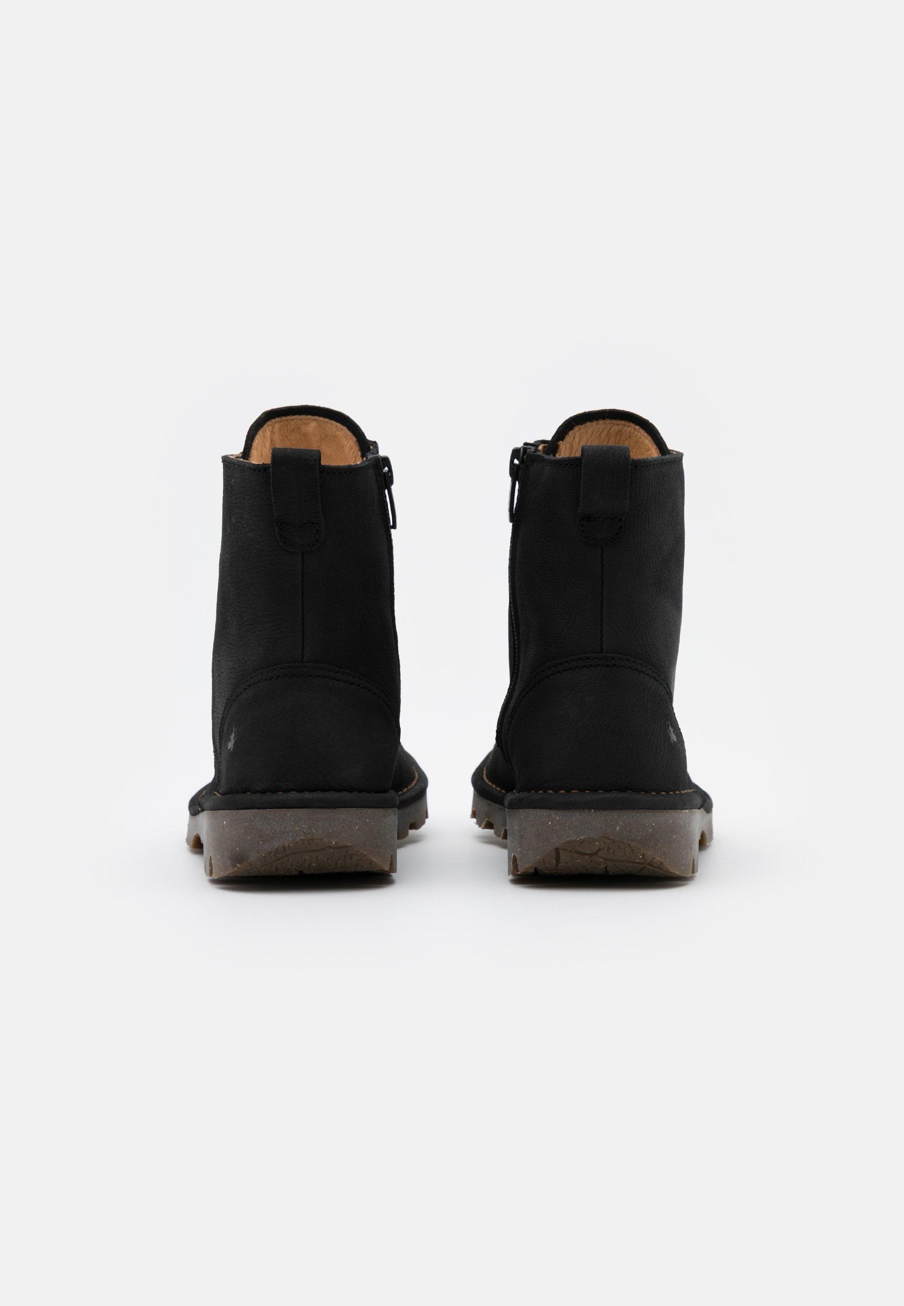 El Naturalista FOREST - Ankelboots - pleasant black