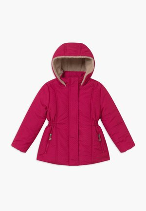 SMALL GIRLS - Winter jacket - pink