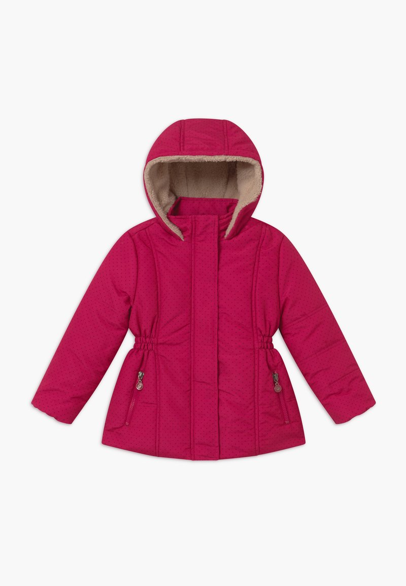 Lemon Beret - SMALL GIRLS - Winter jacket - pink