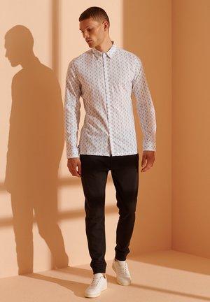 NYC PRINT - Shirt - arrows optic