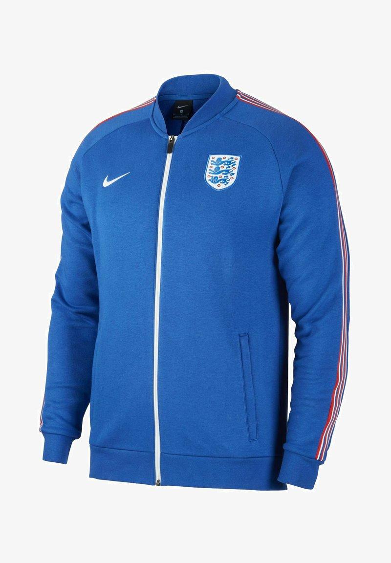 Nike Performance - ENGLAND - Training jacket - sport royal/white