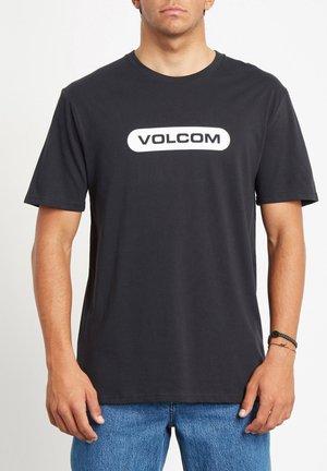 NEW EURO BSC SS - T-shirt print - black