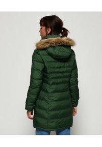 Superdry - MOUNTAIN SUPER FUJI - Winter coat - ice green - 2