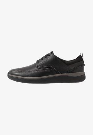 GARRATT STREET - Casual lace-ups - black