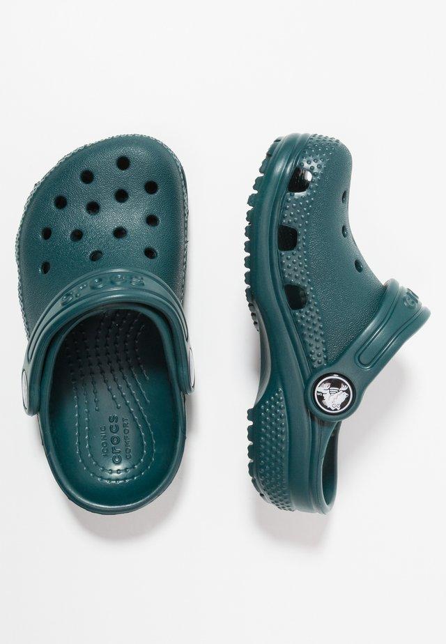CLASSIC UNISEX - Sandali da bagno - evergreen