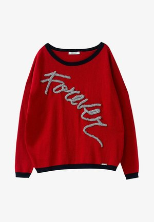 LIU JO KIDS - Jumper - red