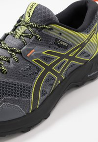 ASICS - GEL-SONOMA 5 G-TX - Trail running shoes - metropolis/black - 5