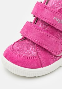 Superfit - STARLIGHT - Baby shoes - rosa - 5