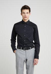 Tiger of Sweden - FILBRODIE EXTRA SLIM FIT - Formal shirt - black - 0