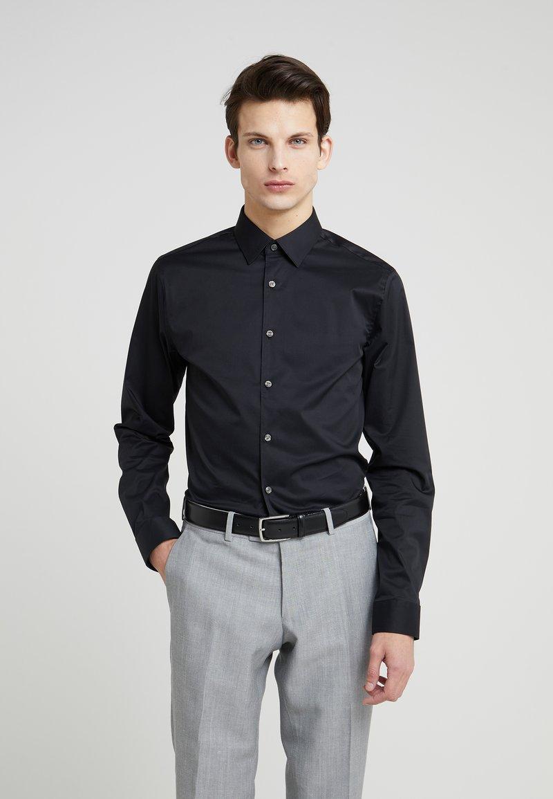 Tiger of Sweden - FILBRODIE EXTRA SLIM FIT - Formal shirt - black