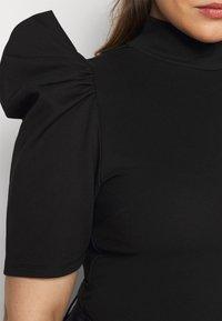 Pieces Curve - PCRYLEE  - Basic T-shirt - black - 6