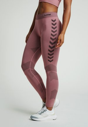 FIRST SEAMLESS - Legging - dusty rose