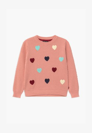 SMALL GIRLS - Jumper - coral cloud