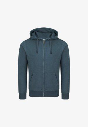 RIVNILS - Zip-up sweatshirt - navy