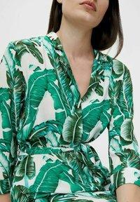 Object - Shirt dress - gardenia - 3