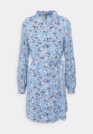PCGERTRUDE DRESS - Shirt dress - little boy blue