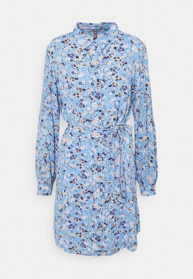 PCGERTRUDE DRESS - Blousejurk - little boy blue