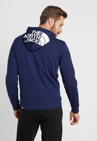 The North Face - DREW PEAK  - Bluza z kapturem - montague blue - 2