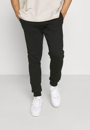 RINETTA JOGGER - Teplákové kalhoty - jet black