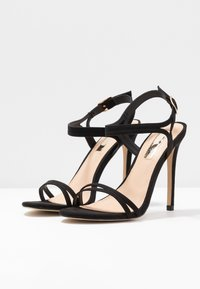 Office Wide Fit - HOTCAKE WIDE FIT - High heeled sandals - black - 4