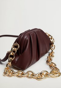 Violeta by Mango - LUSI - Handbag - bordeaux