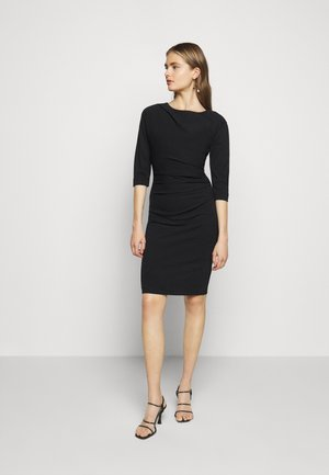 IZZA  - Robe fourreau - black