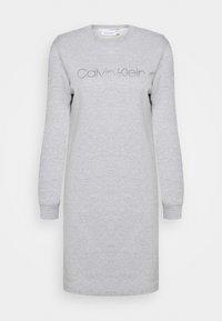 Calvin Klein - VALENTINES - Kjole - light grey heather - 4