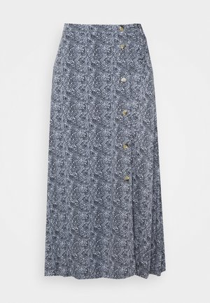 BELLA SKIRT - A-line skirt - dark blue