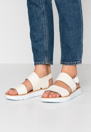 ORUGA - Sandalen - light beige