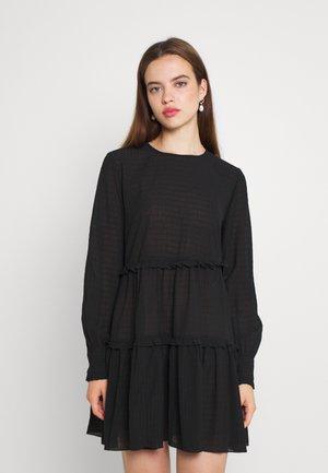 JDYLEA SHORT DRESS  - Vestito estivo - black
