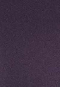 Curare Yogawear - JUMPSUIT WATERFALL - Trainingspak - dark aubergine - 2