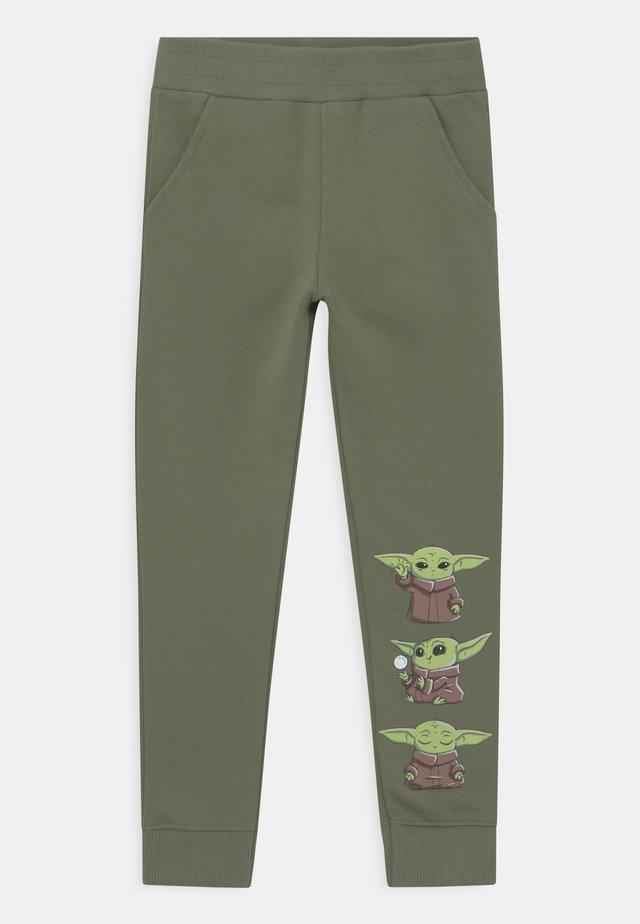 STAR WARS YODA  - Trainingsbroek - khaki green